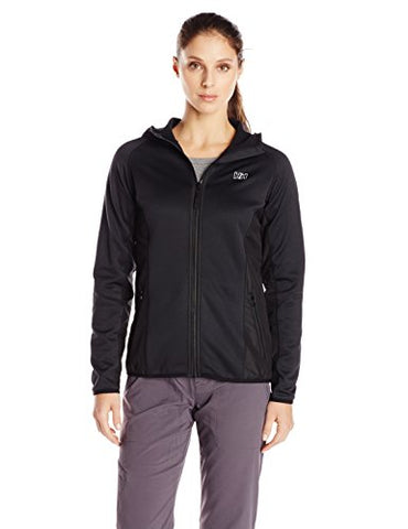 Helly Hansen Women's Diamond Fleece Jacket, Black