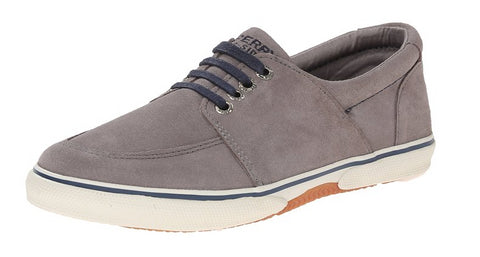Sperry Kids Top-Sider Voyager Sneaker, Grey/Navy