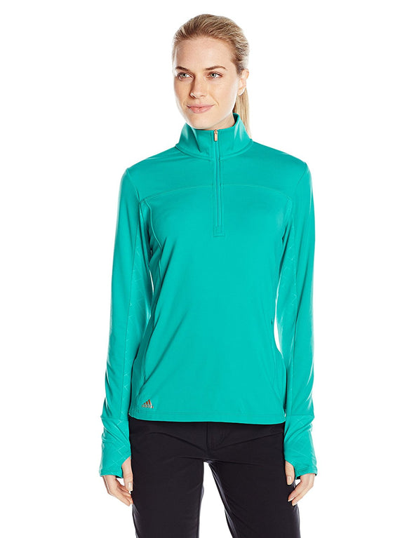 Adidas Golf Women's Rangewear Half Zip Jacket