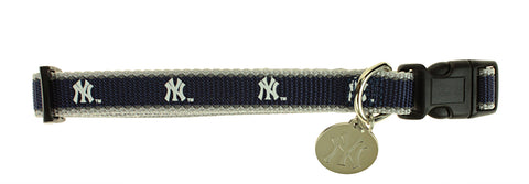 Sporty K9 MLB New York Yankees Reflective Dog Collar