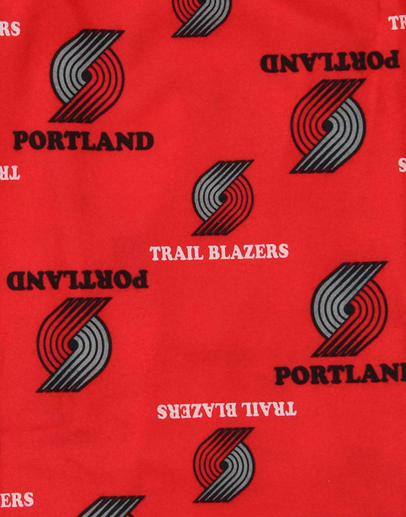 Outerstuff NBA Youth Portland Trail Blazers All Over Print Pajamas