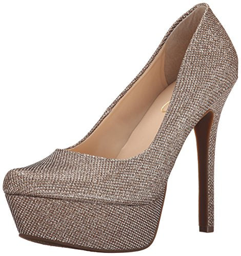 Jessica Simpson Women's Waleo Platform Pump Heels, 2 Colors