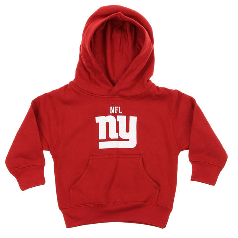 NFL Toddlers New York Giants Team Logo Pullover Hoodie