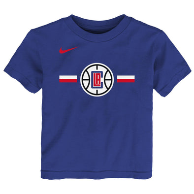 Nike NBA Little Kids (4-7) Los Angeles Clippers Essential Logo Tee Shirt