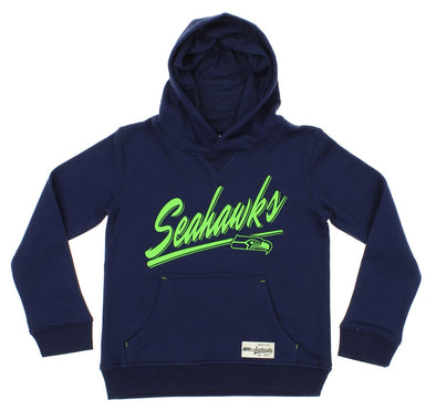 NFL Youth Seattle Seahawks Successor Pullover Hoodie