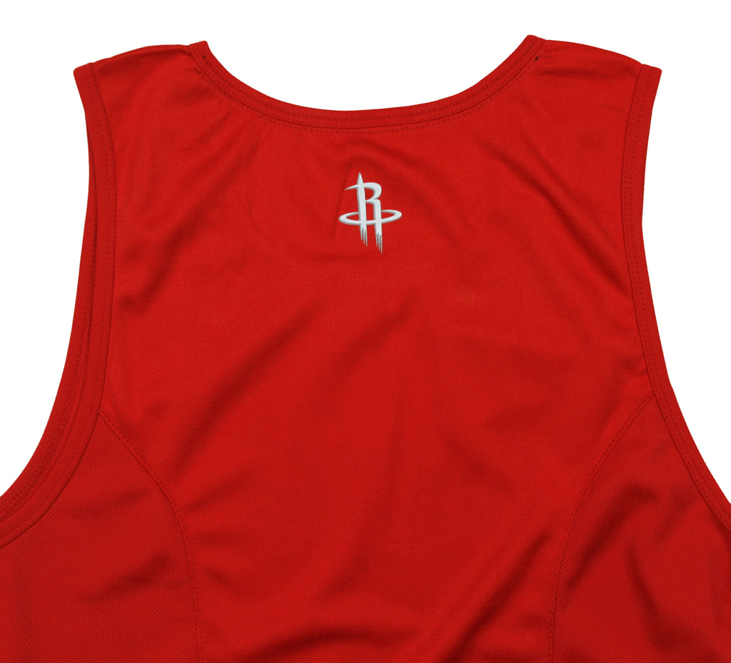 online retailer 18731 8fbb9 Adidas NBA Youth Houston Rockets Perfect Tank Shooting Shirt - Red