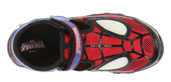 Stride Rite Toddlers Spider-Man Light-Up Sandal