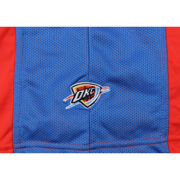 Zipway NBA BIG AND TALL Men's Oklahoma City Thunder Shorts, Red