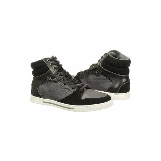 Kenneth Cole REACTION Jump The Fence Men's Fashion High Top Sneakers