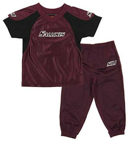 6a5ccdcdd0af NCAA Toddler Southern Illinois Salukis Football Jersey and Pant Set