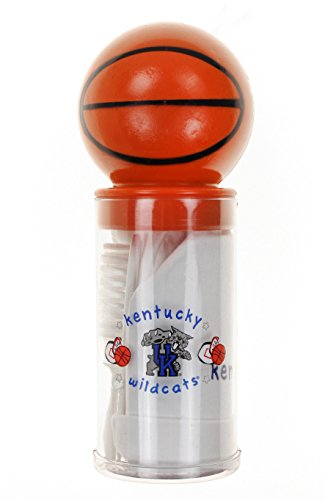 Kentucky Wildcats NCAA Baby Boys Newborn Basketball Bank Gift Set