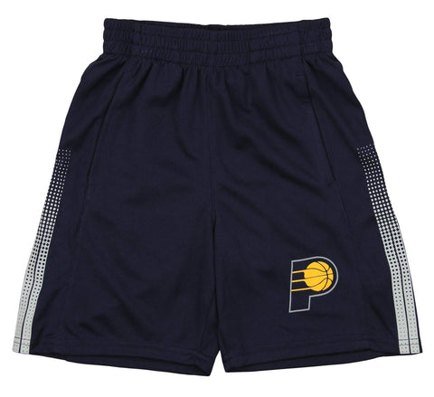 Outerstuff NBA Youth Indiana Pacers Slam Dunk Shorts, Navy