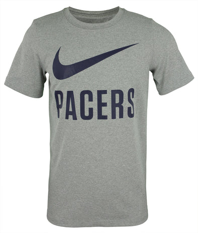 Nike Indiana Pacers NBA Big Boys Youth (8-20) Dry Fit Short Sleeve Tee, Grey