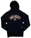 Reebok NHL Youth Columbus Blue Jackets Pullover Fleece Hoodie - Navy