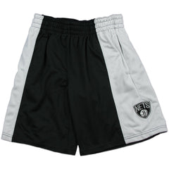 Zipway NBA Men's Big & Tall Brooklyn Nets Karl Basketball Shorts, Black
