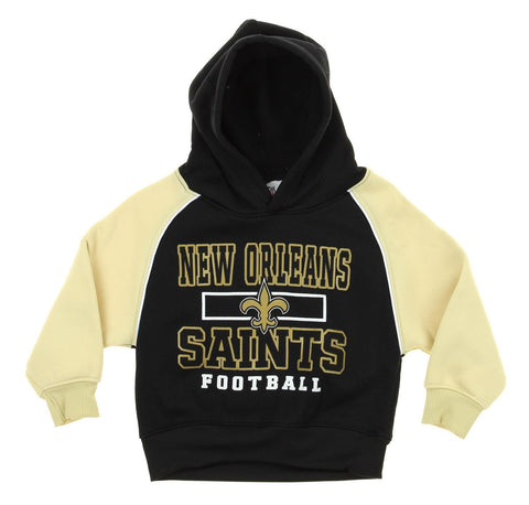 NFL Infant / Toddlers New Orleans Saints FLC Team Hooded Pullover Hoodie