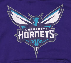 Outerstuff NBA Youth Charlotte Hornets Primary Logo FLC Hoodie