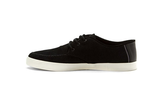 New Lacoste Men's Servin 316 Fashion Sneaker, Black