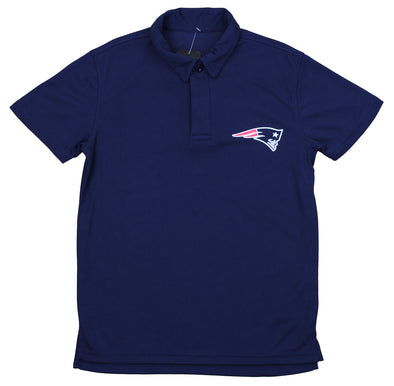 NFL Youth New England Patriots Performance Polo