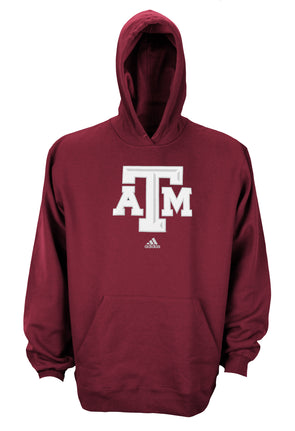 3-5 Small NCAA Texas A/&M Aggies Juniors Outerstuff Classic Crew Pullover Fleece Team color