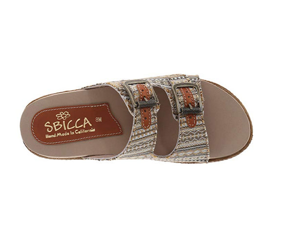 Sbicca Women's Shawna Flat Sandal, 2 Color Options