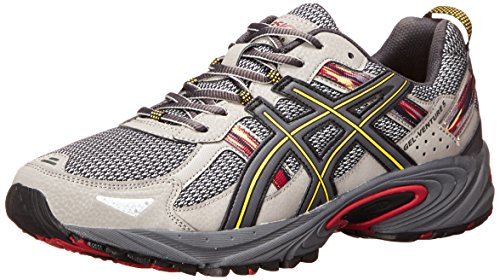 09f5c9ee22cb ASICS Men s Gel Venture 5 Athletic Lace Up Running Shoes