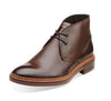 Clarks Men's Grimsby Hi Tan Leather Boots - 2 Color Options