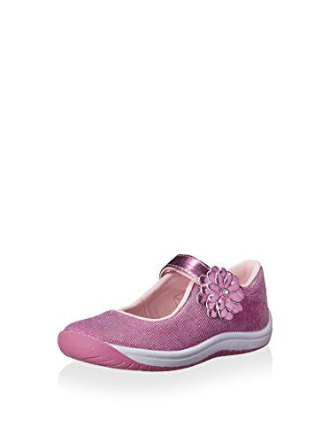 Stride Rite Toddler Haylie Mary Jane Slip On Shoe, Light Pink