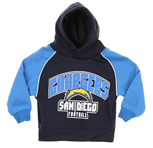 OuterStuff NFL Infants & Toddlers San Diego Chargers Pullover Hoodie
