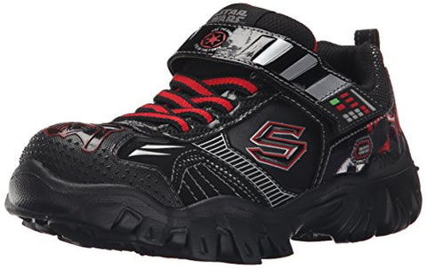 Skechers Little Kids Star Wars Damager III Hypernova Light-Up Sneaker, 2 Colors