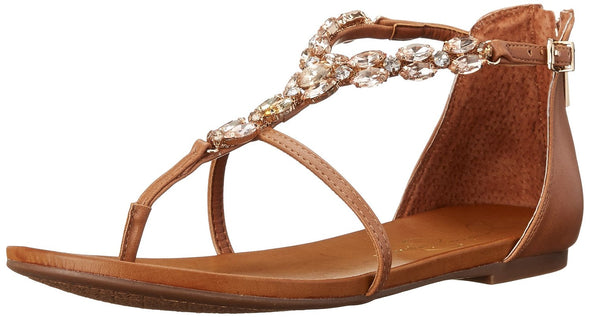 Jessica Simpson Women's Whitten Gem Sparkle Glitter Dress Sandal, 3 Colors