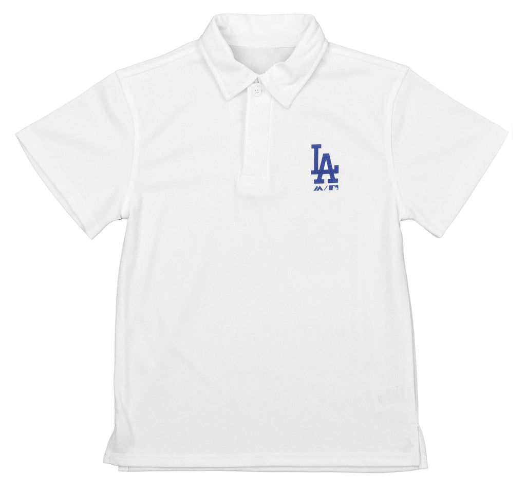 MLB Youth Los Angeles Dodgers Performance Polo