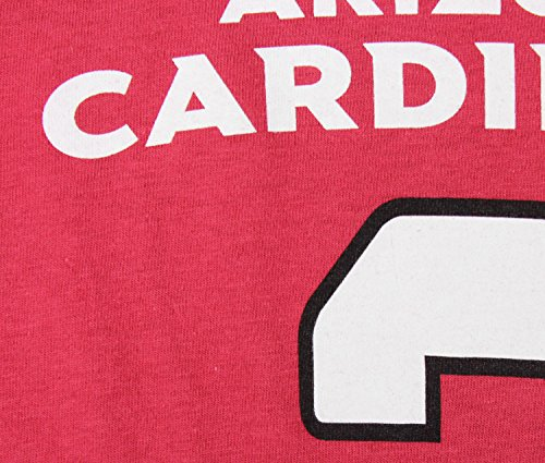Arizona Cardinals Carson Palmer #3 NFL Football Kids/ Youth Tee Shirt, Red