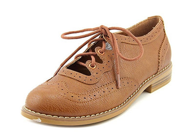 Rocket Dog Women's Melody Sierras Pu Oxford, Tan