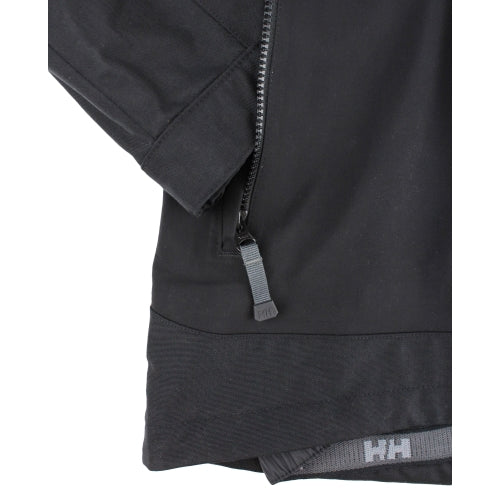 Helly Hansen Women's Patrol Jacket Coat - Black