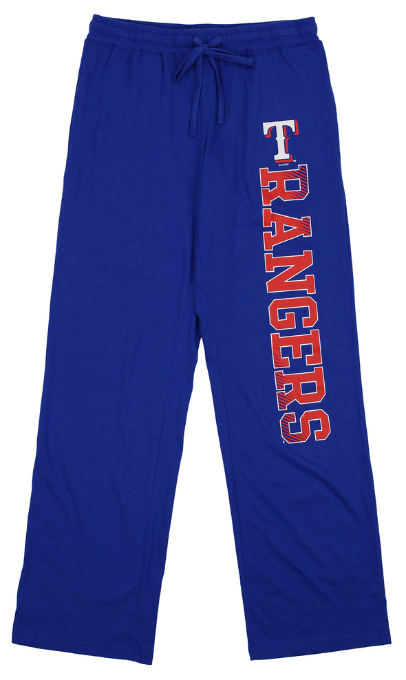Concepts Sport MLB Women's Texas Rangers Knit Pants