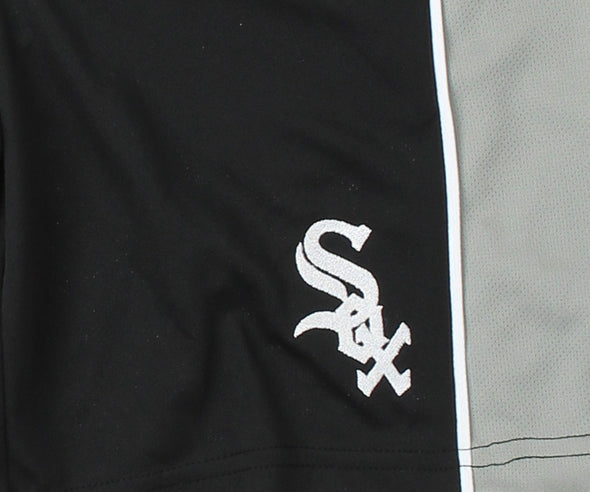 Outerstuff MLB Youth Chicago White Sox Baseball Classic Shorts, Black