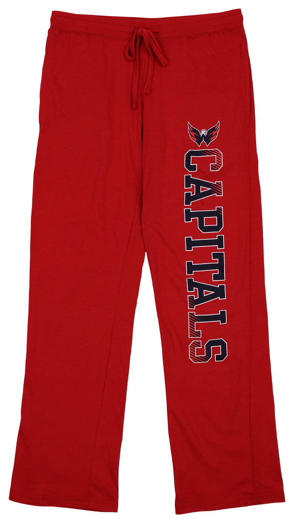 Concepts Sport NHL Women's Washington Capitals Knit Pants