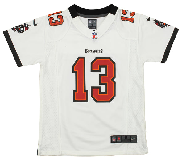 Nike NFL Youth Tampa Bay Buccaneers Mike Evans #13 Player Jersey, White
