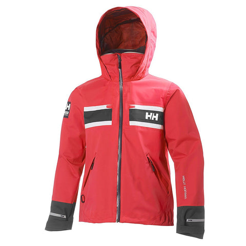 Helly Hansen Women's Salt Jacket, Sorbet