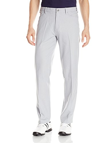 Adidas Golf Men's Capsule Stretch Pants - Gray