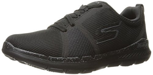 Skechers Performance Women's Go Flex Train Walking Shoe, Black