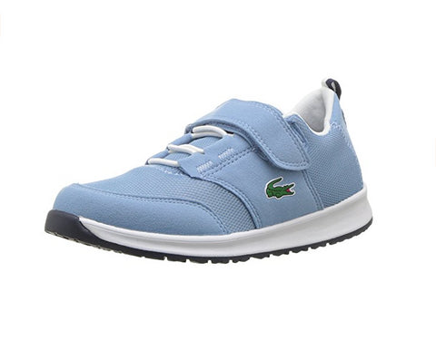 Lacoste Toddler/Kids L.Ight 217 1, Light Blue