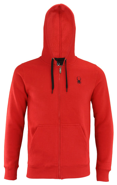 Spyder Men's Dayton Full Zip Hoodie, Color Options