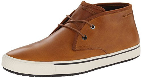 Rockport Men's Path To Greatness Chukka Fashion Sneakers Shoes, Brown Sugar