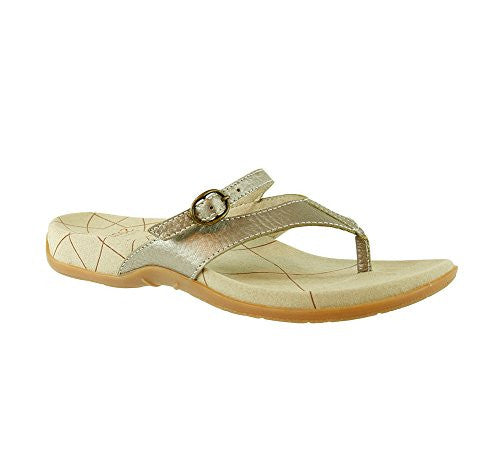 Sanita Women's Catlin Buckle Flip Flops Sandals - 3 Colors
