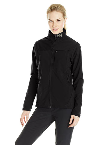 Helly Hansen Women's Paramount Jacket, Black