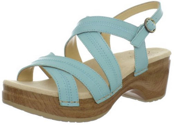 Sanita Women's Darcy Platform Strappy Heels Sandals - 3 Colors