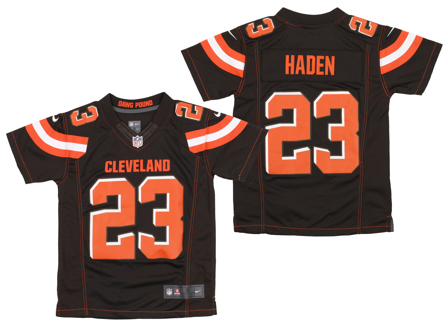 Nike Youth Cleveland Browns Jersey   NFL Apparel   Fanletic