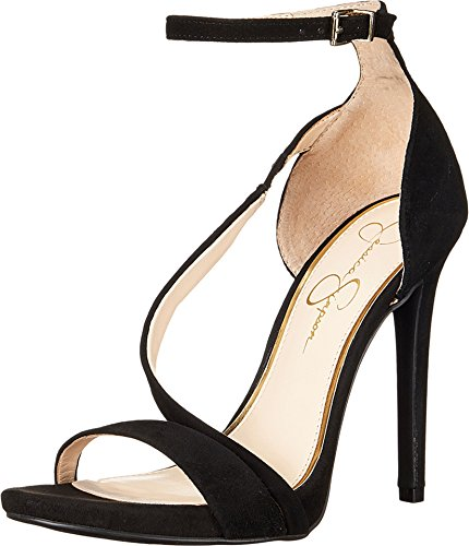 328bbcba27 Jessica Simpson Women's Rayli Dress Strappy Sandal High Heel Pumps, Se –  Fanletic